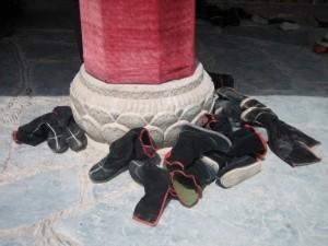 Boots entrance